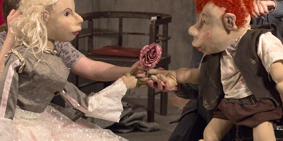 Rotschopf und die Rosenprinzessin