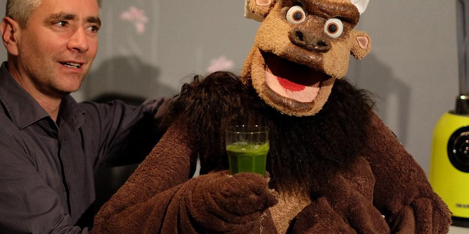 Willi und das Grün der Affen