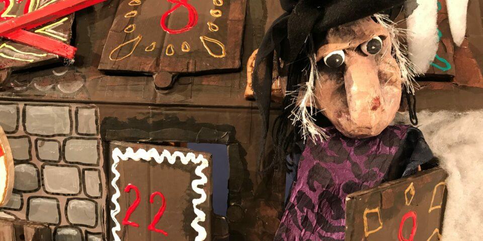 Willi und der magische Adventskalender